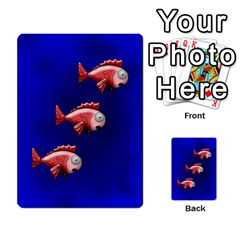 Jellydrifters2 By Pierre   Multi Purpose Cards (rectangle)   J7h8lnf09cvr   Www Artscow Com Front 4