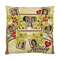 Cushion Case Family Tree By Kellie Simpson   Standard Cushion Case (two Sides)   Kbq9hhrukbws   Www Artscow Com Front