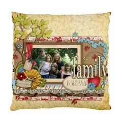 Cushion Case Family Tree By Kellie Simpson   Standard Cushion Case (two Sides)   Kbq9hhrukbws   Www Artscow Com Back