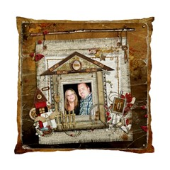 Cushion Case Altered Family By Kellie Simpson   Standard Cushion Case (two Sides)   1amwayengfg4   Www Artscow Com Front