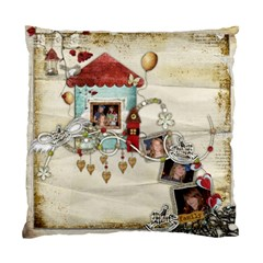 Cushion Case Altered Family By Kellie Simpson   Standard Cushion Case (two Sides)   1amwayengfg4   Www Artscow Com Back