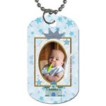 Little Prince 2-sided Dog Tag - Dog Tag (Two Sides)