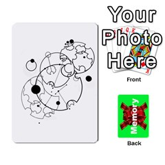 Memory By Peter Cobcroft   Playing Cards 54 Designs (rectangle)   Ike3wcqsj6q2   Www Artscow Com Front - Diamond3