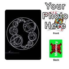 Memory By Peter Cobcroft   Playing Cards 54 Designs (rectangle)   Ike3wcqsj6q2   Www Artscow Com Front - Diamond6