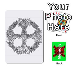 Memory By Peter Cobcroft   Playing Cards 54 Designs (rectangle)   Ike3wcqsj6q2   Www Artscow Com Front - Club6
