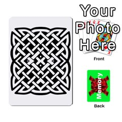 Memory By Peter Cobcroft   Playing Cards 54 Designs (rectangle)   Ike3wcqsj6q2   Www Artscow Com Front - Club7