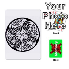 Memory By Peter Cobcroft   Playing Cards 54 Designs (rectangle)   Ike3wcqsj6q2   Www Artscow Com Front - Club8