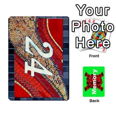 Memory By Peter Cobcroft   Playing Cards 54 Designs (rectangle)   Ike3wcqsj6q2   Www Artscow Com Front - Joker1