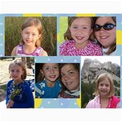 Calendar By Mandy Morford   Wall Calendar 11  X 8 5  (12 Months)   Eha5coxcenpr   Www Artscow Com Month