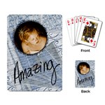 Amazing Playing Cards - Playing Cards Single Design