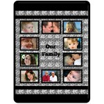 Our family (XL) Blanket - Fleece Blanket (Extra Large)