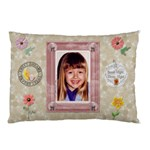Sweet Dreams Girl Pillow Case (1 Sided)