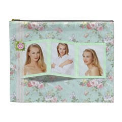 Just Like Cath Cosmetic Bag Xl By Purplekiss   Cosmetic Bag (xl)   Fk5p2b2mmp71   Www Artscow Com Front