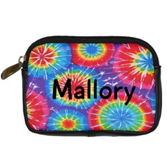 Mallory By Julie Keech   Digital Camera Leather Case   Joaf0i2d2fkn   Www Artscow Com Front