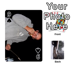 Cards By Jon   Playing Cards 54 Designs   Rfte1bhamxva   Www Artscow Com Front - Spade9