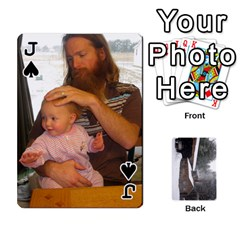 Jack Cards By Jon   Playing Cards 54 Designs   Rfte1bhamxva   Www Artscow Com Front - SpadeJ