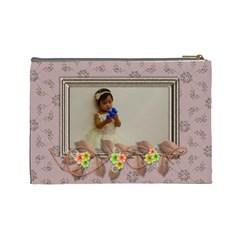 Cosmetic Bag   Family By Angel   Cosmetic Bag (large)   Fy8oxv1etfpk   Www Artscow Com Back
