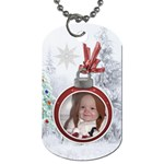Christmas Love 2-sided Dog Tag - Dog Tag (Two Sides)