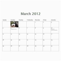Amanda Calandar 2012 By Amanda   Wall Calendar 11  X 8 5  (12 Months)   6erijyzf1ys9   Www Artscow Com Mar 2012