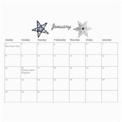 Prom Calendar By Nicole Prom   Wall Calendar 11  X 8 5  (12 Months)   Zdgo8n2mzyj8   Www Artscow Com Jan 2012