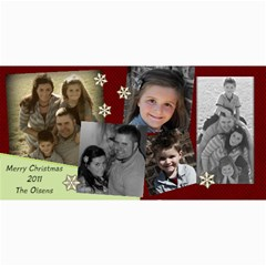 Olsens Card By Hilary Troester   4  X 8  Photo Cards   Yid2yngo285z   Www Artscow Com 8 x4 Photo Card - 1