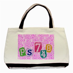 Ps748 Tote By Ni Chan   Basic Tote Bag (two Sides)   8nrca5o2bjsm   Www Artscow Com Front