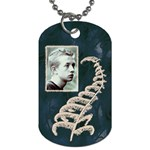 Pen and Ink Dogtags - Dog Tag (Two Sides)