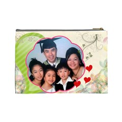 Cos Sample 01 By Francis Goh   Cosmetic Bag (large)   Cl2792nxhfoh   Www Artscow Com Back