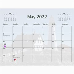 2019 All Occassion Calendar By Kim Blair   Wall Calendar 11  X 8 5  (12 Months)   Ktjmidr8sx96   Www Artscow Com May 2019