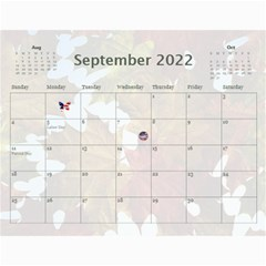 2019 All Occassion Calendar By Kim Blair   Wall Calendar 11  X 8 5  (12 Months)   Ktjmidr8sx96   Www Artscow Com Sep 2019