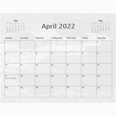 2019 All Occassion Calendar By Kim Blair   Wall Calendar 11  X 8 5  (12 Months)   Ktjmidr8sx96   Www Artscow Com Apr 2019