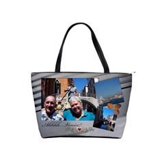 Muml Bag By Kirsty Van Itallie   Classic Shoulder Handbag   U3tz7nz1k7pq   Www Artscow Com Front