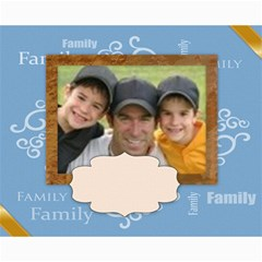Family By Joely   Collage 8  X 10    Xivalz7g4ipr   Www Artscow Com 10 x8 Print - 1