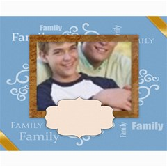 Family By Joely   Collage 8  X 10    Xivalz7g4ipr   Www Artscow Com 10 x8 Print - 2