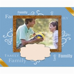 Family By Joely   Collage 8  X 10    Xivalz7g4ipr   Www Artscow Com 10 x8 Print - 4
