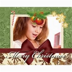 Christmas By Joely   Collage 8  X 10    Lq4f7ykm0knn   Www Artscow Com 10 x8 Print - 3