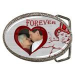 Forever Belt buckle