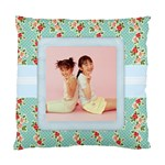 Floral Fest Cushion Pillow - Cushion Case (One Side)