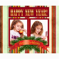 Christmas By Joely   Collage 8  X 10    N3db2eg0d8y6   Www Artscow Com 10 x8 Print - 1