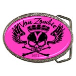 Von Zombie Mark PinkBlack: Buckle - Belt Buckle