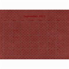 Love Conquers All 2015 Calendar By Amarie   Wall Calendar 8 5  X 6    79c4bnw45mrw   Www Artscow Com Sep 2015