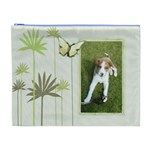 Cutest Puppy Extra Large Cosmetic Bag - Cosmetic Bag (XL)