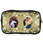 Floral Toiletries Bag (2 sided) - Toiletries Bag (Two Sides)