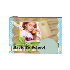 Kids By Joely   Cosmetic Bag (large)   Vsqp6zpkmtv9   Www Artscow Com Front
