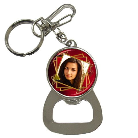 Photo Stack Bottle Opener Key Chain By Deborah   Bottle Opener Key Chain   X0a5ouecpuch   Www Artscow Com Front