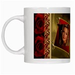Love and Roses Mug - White Mug