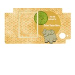 Tiny Jungle DSi Skin Girl - Nintendo DSi Skin