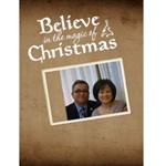 Christmas Card - Greeting Card 4.5  x 6