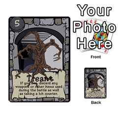 Dungeon Delver By Drew Chamberlain   Multi Purpose Cards (rectangle)   Hons7l2gm2n8   Www Artscow Com Front 47
