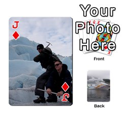 Jack Alaska Playing Cards 2 By Karen Teichert   Playing Cards 54 Designs   Vd57du1ppjb8   Www Artscow Com Front - DiamondJ